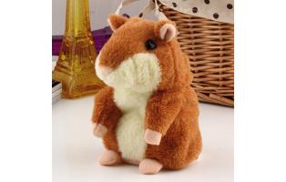 Talking Hamster - $19 with FREE Shipping!
