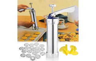 Cookie Press Machine - $23 with FREE Shipping!