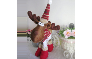 Reindeer Christmas Decoration - $18 with FREE Shipping!