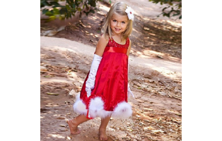Christmas Party Girl Dress - $18.50 with FREE Shipping!