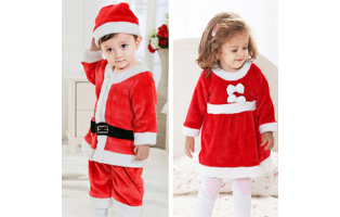 Santa Outfit - $21 with FREE Shipping!