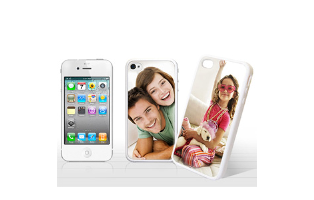 Silicone Photo Phone Case - $10.99!
