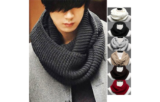 Sweater Infinity Scarf - $15 with Free Shipping