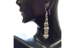 Pandora Style Earrings- $14.95 with Free Shipping