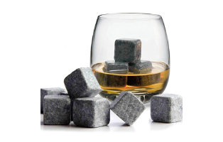Whiskey Stones Set of 9- $15 with Free Shipping