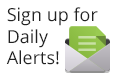 Sign Up For Email Alerts on Great New Deals!